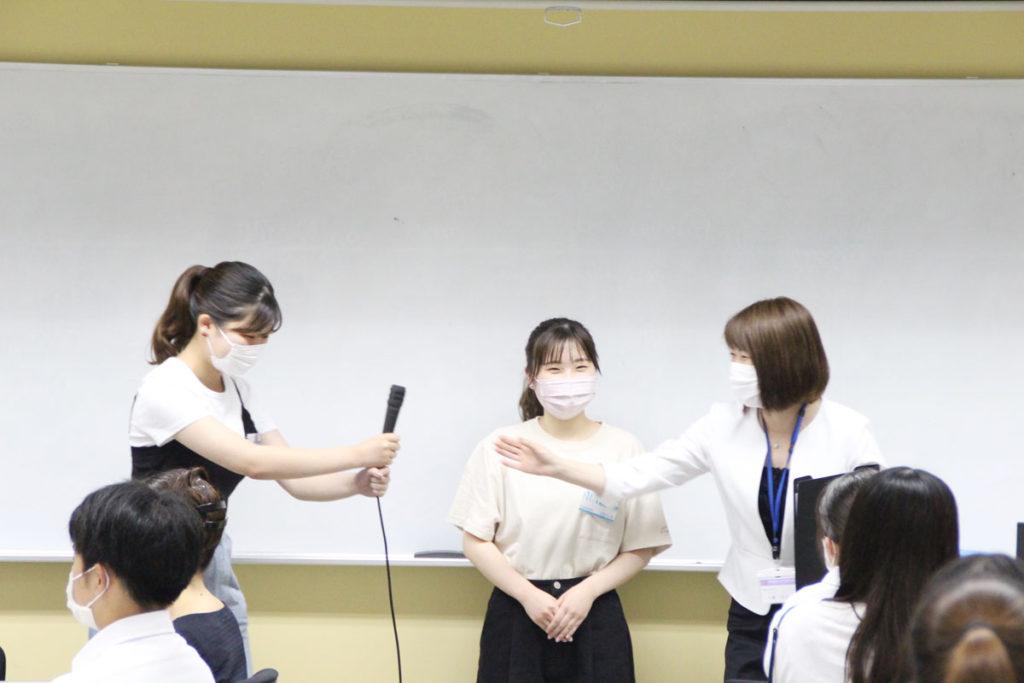 7/10オープンキャンパス②