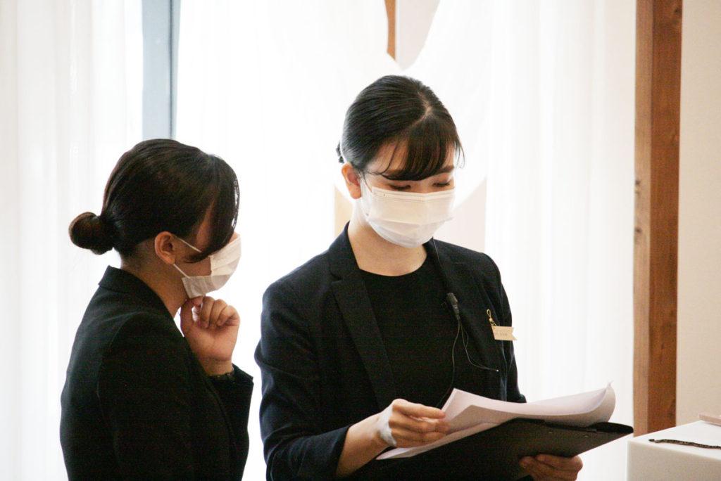 8/6模擬結婚式1-7島田先生